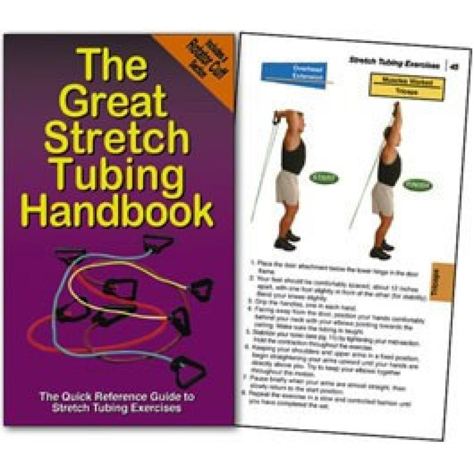Stretch Band Fitness Book
