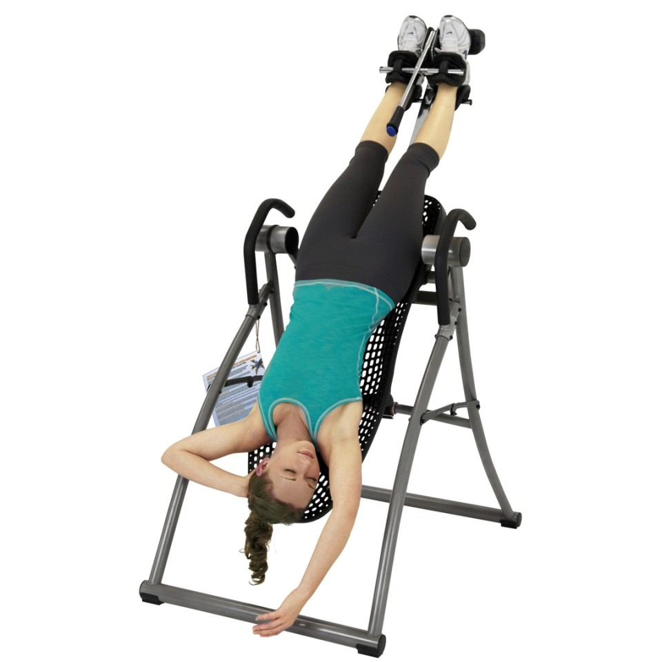 L5 Inversion Table from Teeter