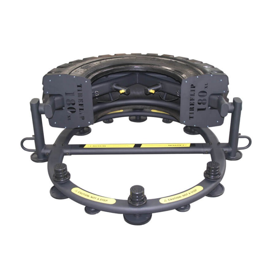 Front of Tire Flip 180 XL