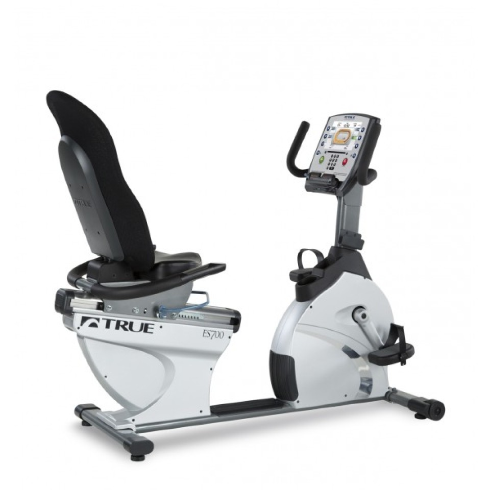 True ES700 Seated Fitness Bicycle