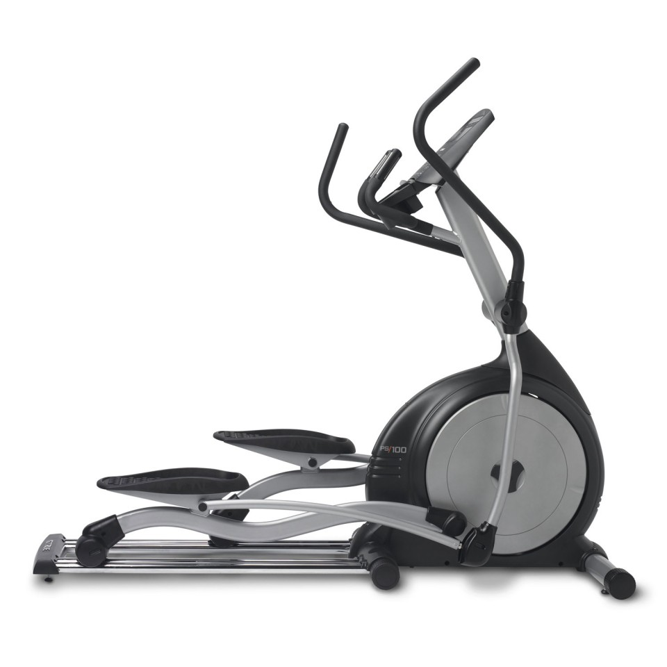 True PS 100 Elliptical Trainer Side Profile