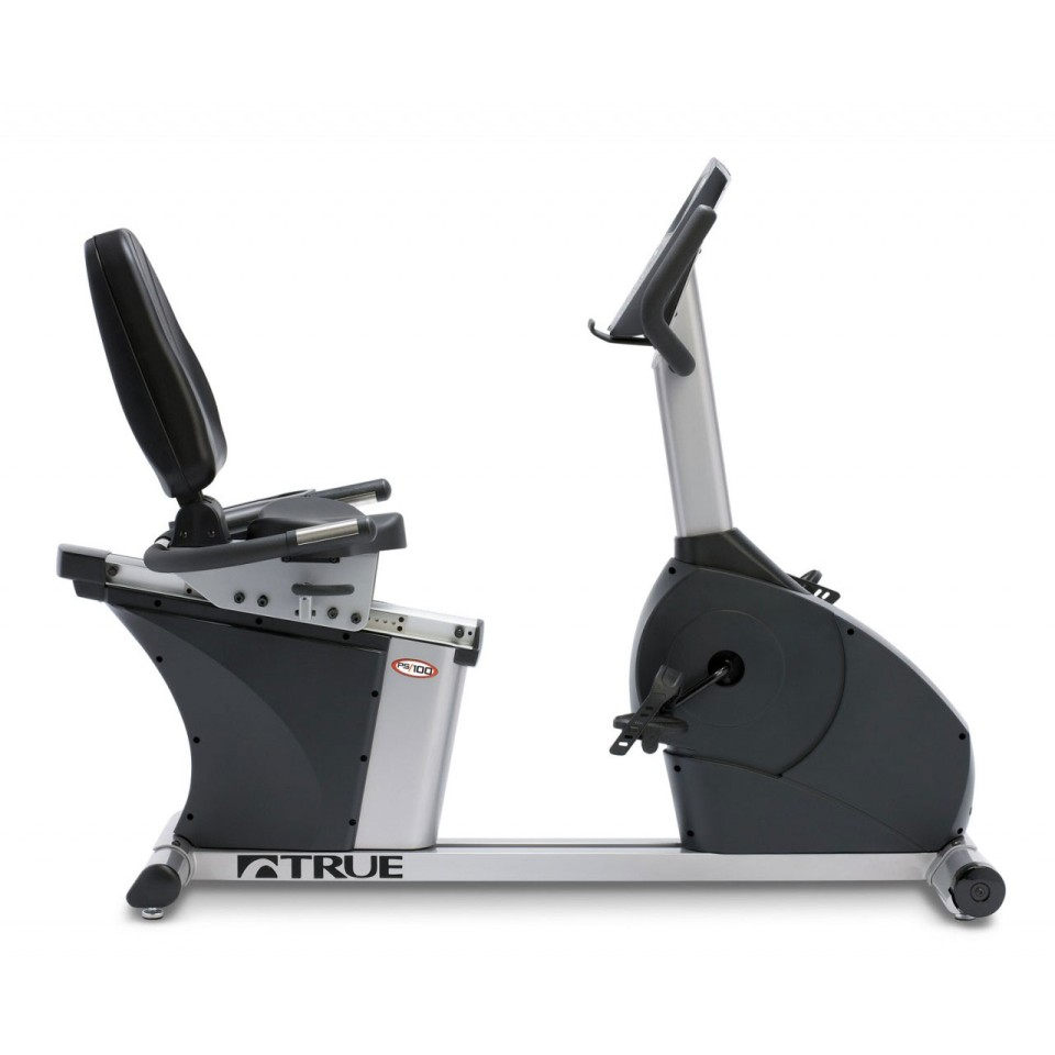 PS 100R Recumbent Bike from True