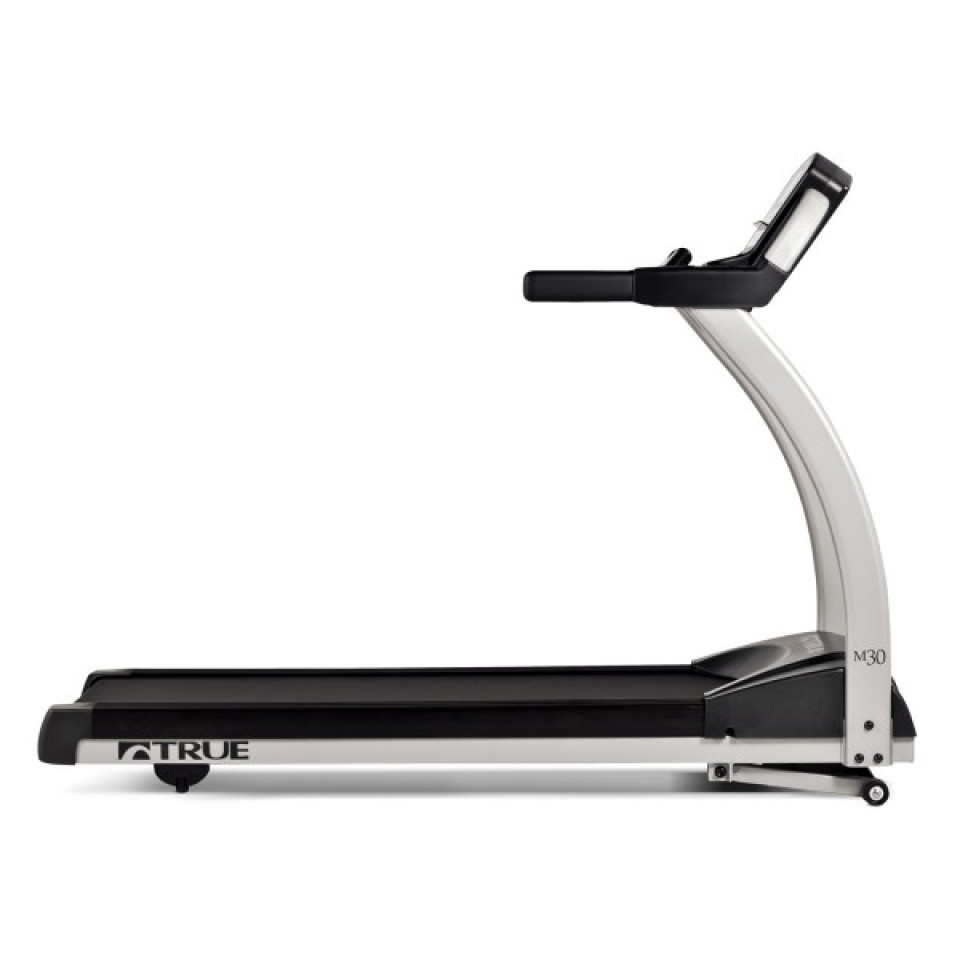 True M30 Treadmill Side Profile