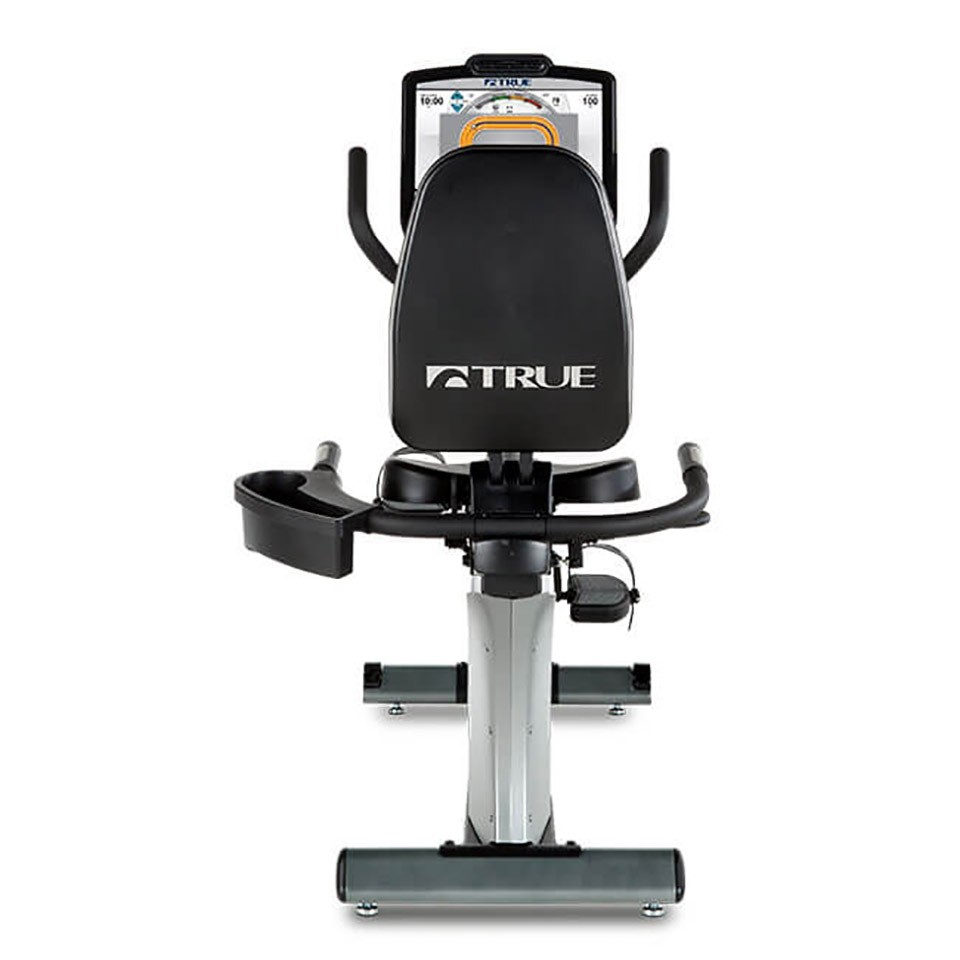 TRUE C400 Recumbent Bike - Back