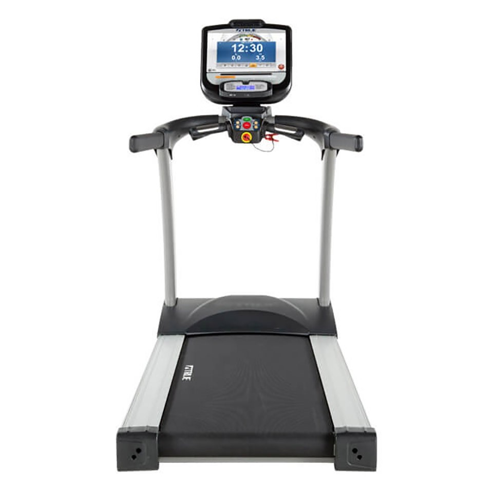 TRUE C400 Treadmill - Back