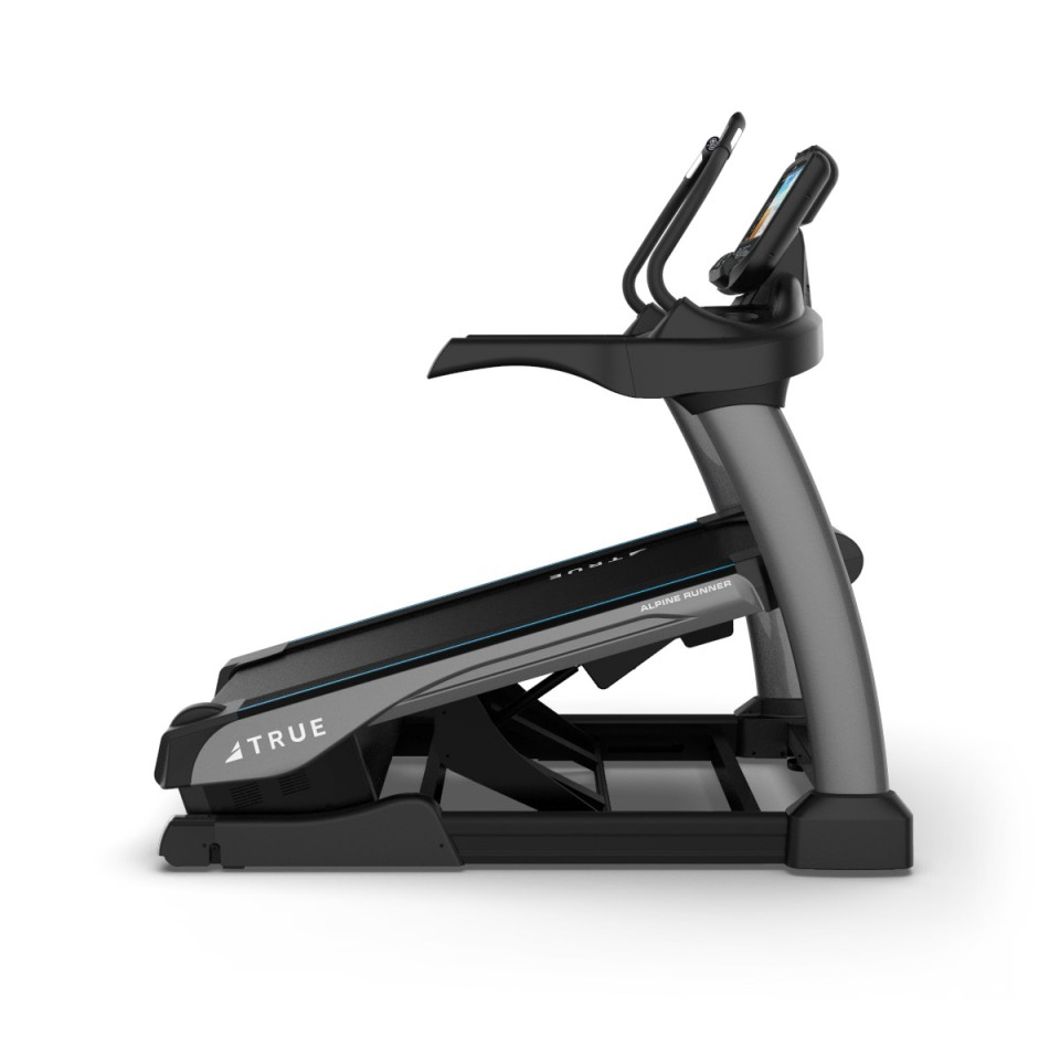 TRUE Fitness Alpine Runner - Side View Inclined