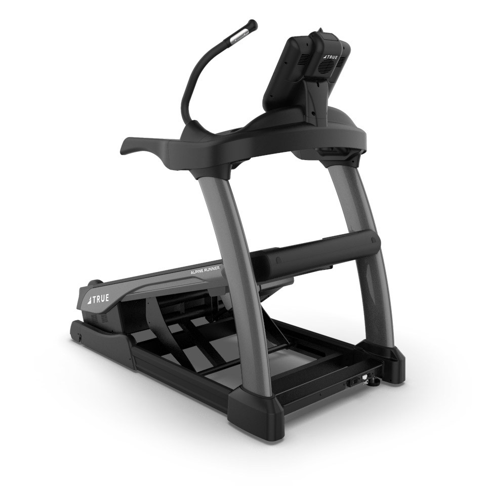 TRUE Fitness Alpine Runner - Front View Inclined