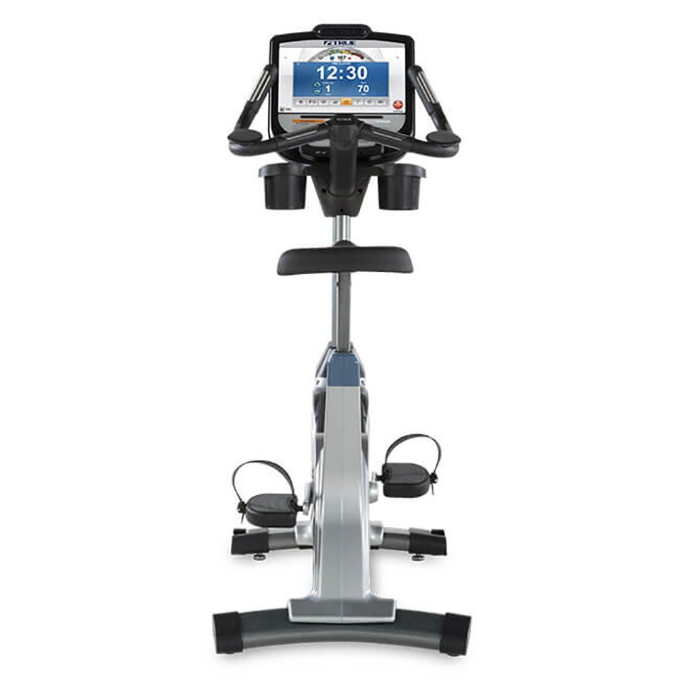 TRUE C400 Upright Bike - Back