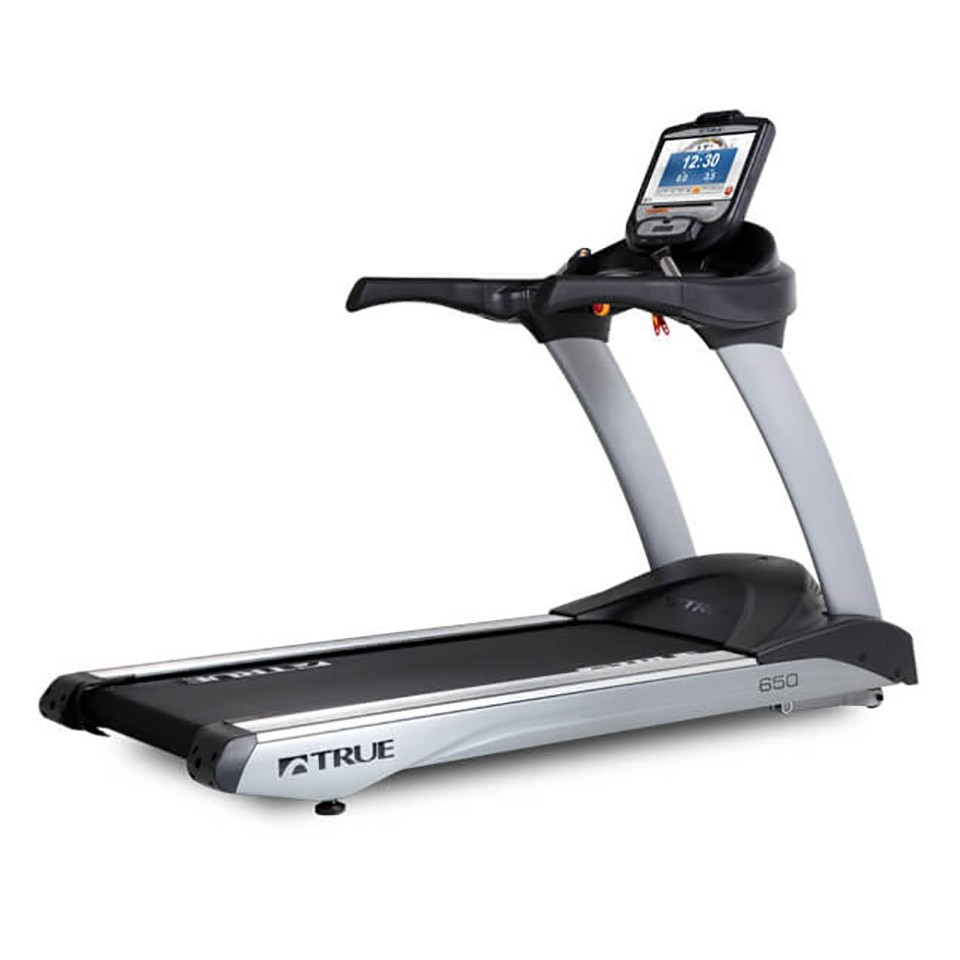 TRUE C650 Treadmill - Back