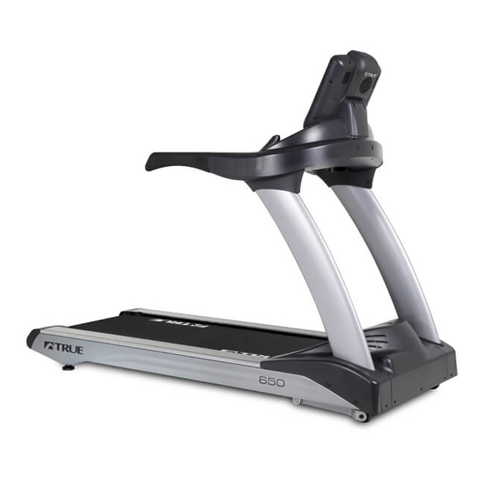TRUE C650 Treadmill - Front
