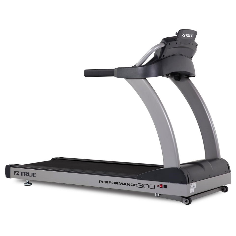 TRUE PS300 Treadmill - Front View