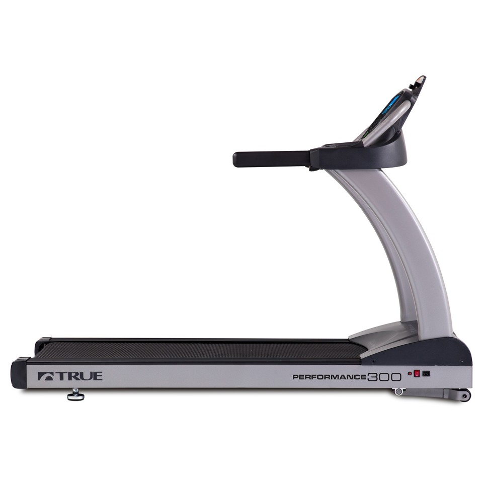 TRUE Performance 300 Treadmill - Side
