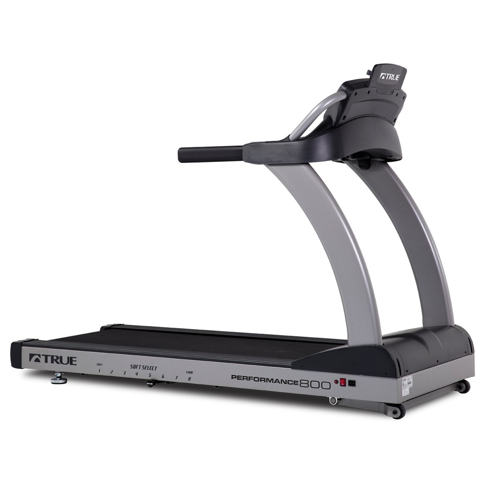 TRUE PS800 Treadmill Front View
