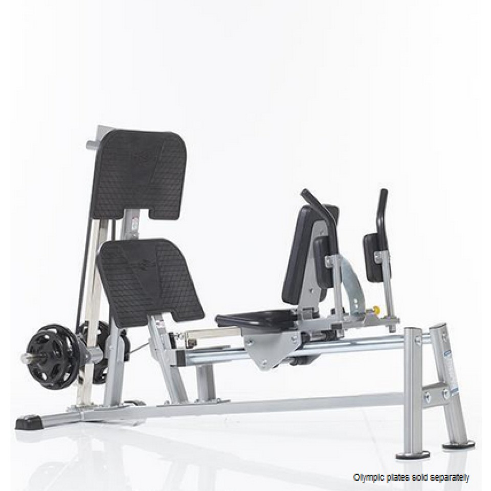 TuffStuff CLH 300 Horizontal Plate Load Leg Press/Hack Squat