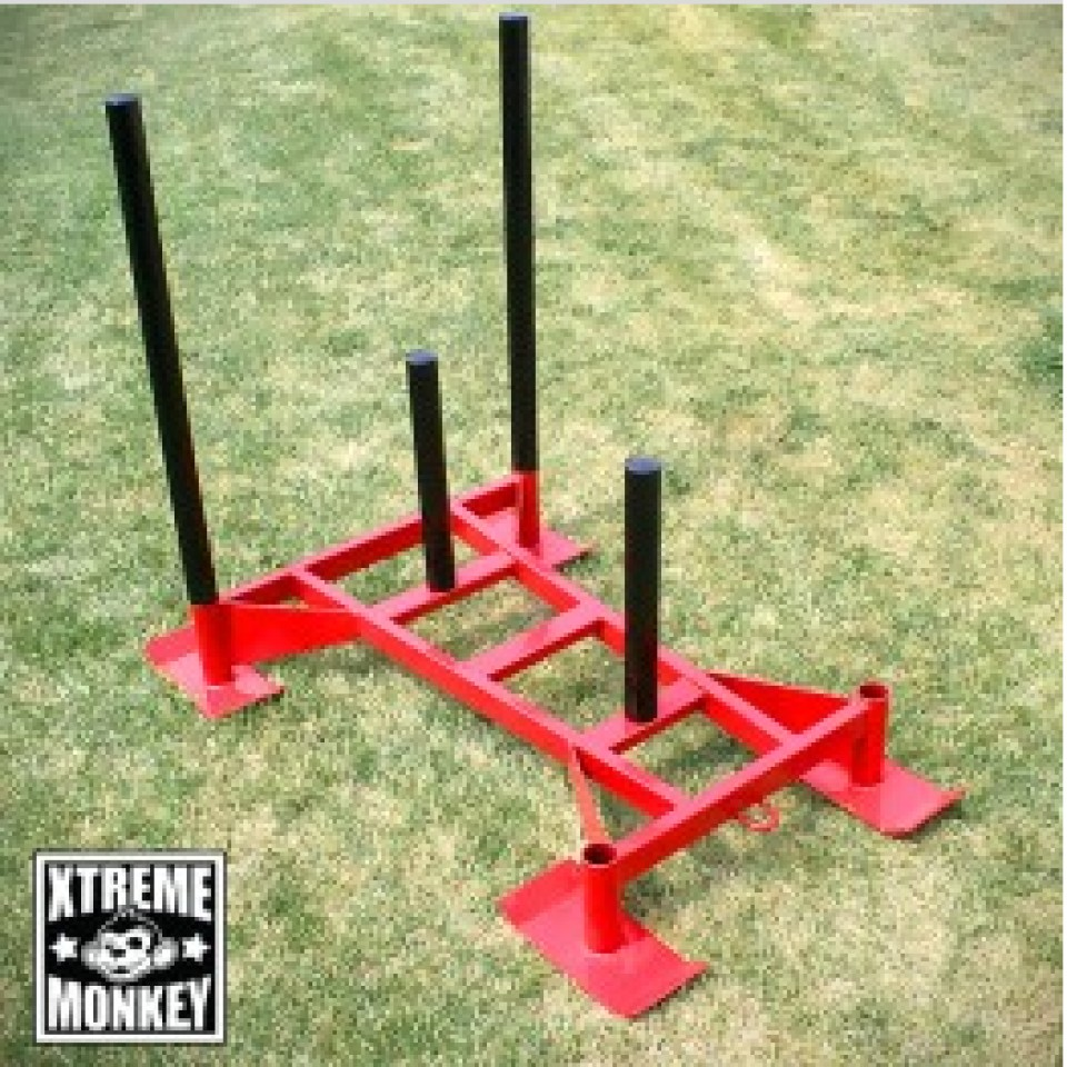 Xtreme Monkey Professional Driving Power Sled