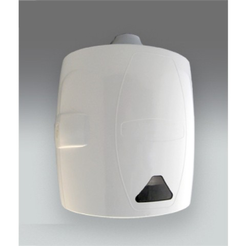 2XL Corp Contemporary Wall Dispenser - White