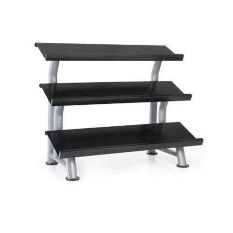 Dura-Bell Three Tier Rack by Hampton