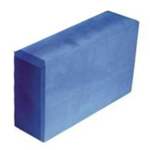 Aeromat's Royal Blue Yoga Block