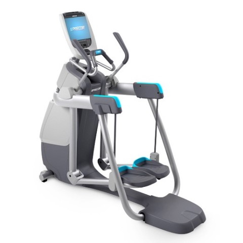 Precor AMT® 885 with Open Stride™ Adaptive Motion Trainer®