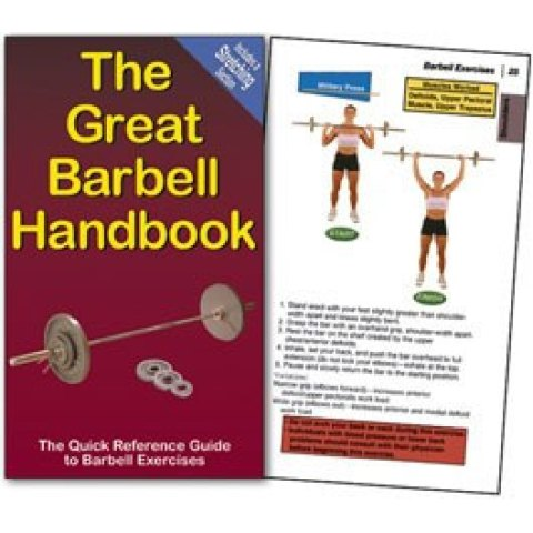 Barbell Fitness Book
