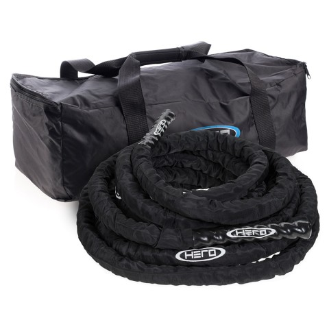 Hampton Battle Rope 50' with bag