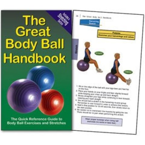 Body Ball Fitness Book