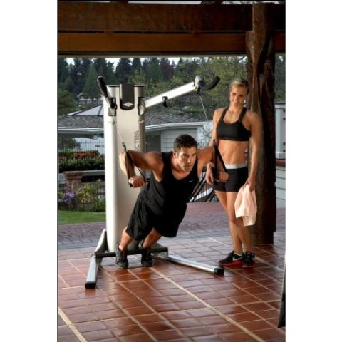Vectra BRT Body Resistance Strength and Stretching Trainer