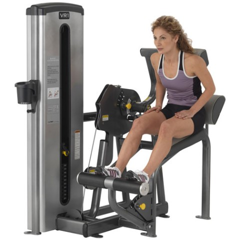 VR1 Back Extension from Cybex