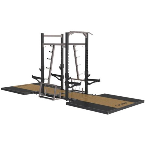 Cybex Big Iron Dual Platforms