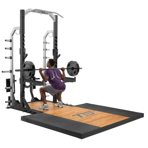 Big Iron Half Rack from Cybex