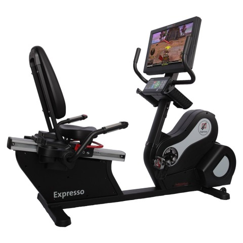 Expresso SR3 Interactive Recumbent Exercise Bike