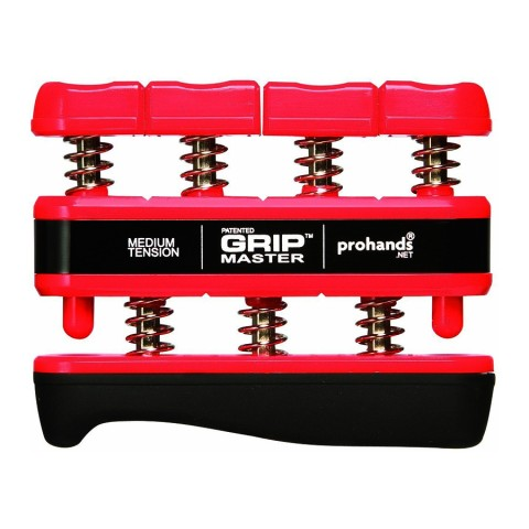 Gripmaster Medium - Red