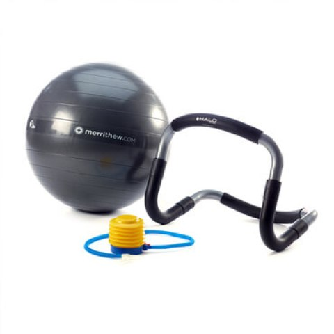 MERRITHEW™ Halo® Trainer with Stability Ball™ & Pump
