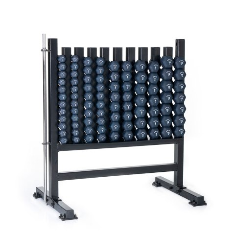 Hampton Neoprene Hex Dumbbell Rack