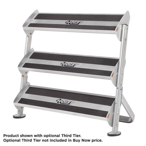 Hoist 3 Foot 2 Tier Rack HF-5461