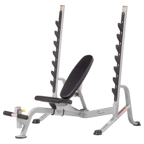 HOIST HF-5170 7 Position F.I.D Olympic Bench