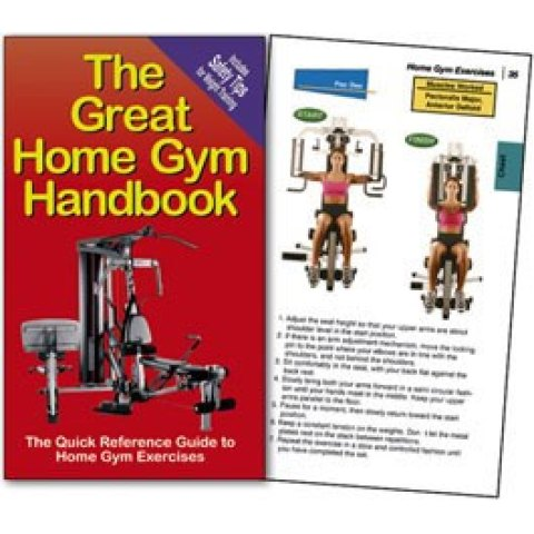 Home Gym Fitness Book