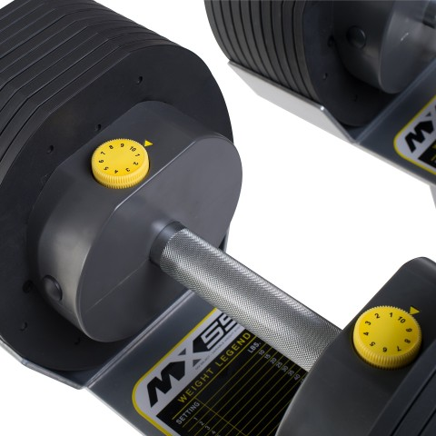 MX55 Selectorized Dumbbells