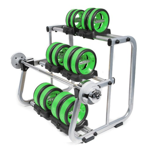Pro 530 NuGym Weight Set