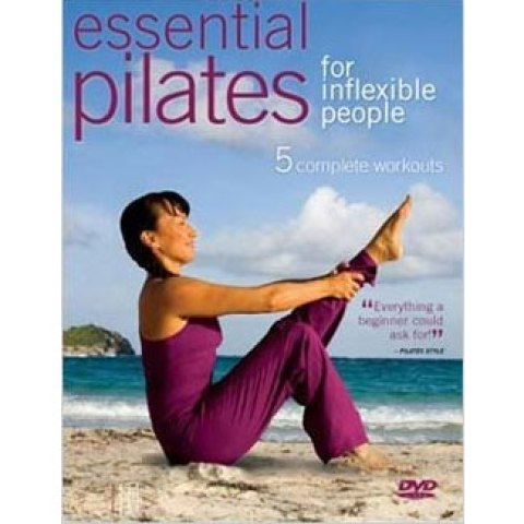 DVD of Pilates