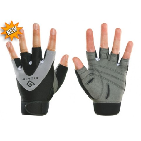 Half-Finger Men's Weight Gloves