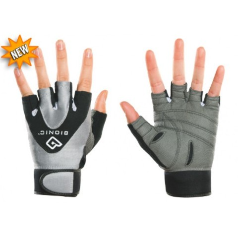 Half-Finger Women's Weight Gloves