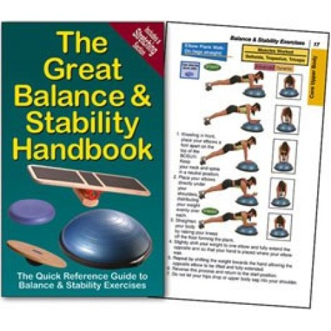 Balance and Stability Fitness Book
