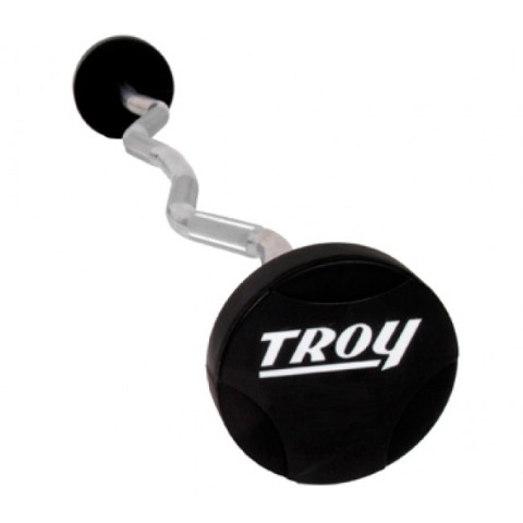 Troy Pro Style Curl Barbells