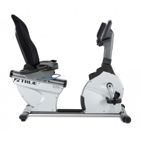ES700 True Fitness Recumbent Bike