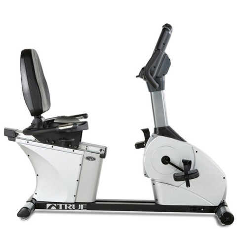 True Fitness cs400 Fitness Bike Side Profile