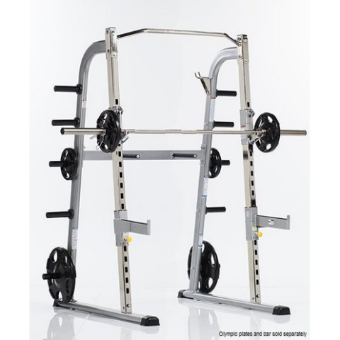 TuffStuff CHR 500 Half Cage with Safety Stoppers & Dip Handles