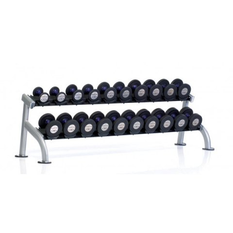 Tuff Stuff 2-Tier Saddle Dumbbell Rack