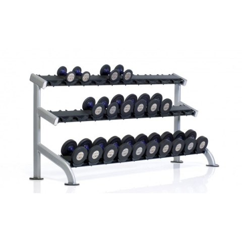 Tuff Stuff 3-Tier Saddle Dumbbell Rack