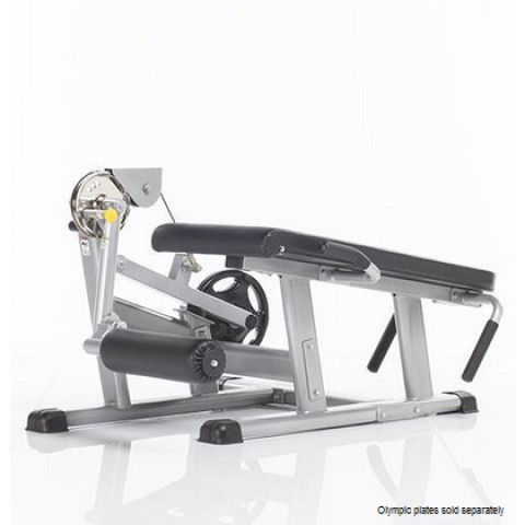 TuffStuff CPL 400 Plate Load Leg Extension/Prone Leg Curl Bench